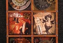 STEAMPUNK / by Vicki Love