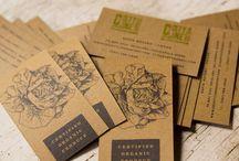 Branding - Business Cards