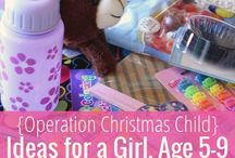 Operation Christmas  Child / by Lisa Craig