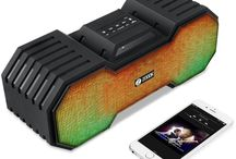 Zoook Rocker 3 Wireless Bluetooth Portable BT Speaker / Buy Zoook Rocker 3 Wireless Bluetooth Portable BT Speaker with Dynamic LED Lights and HD sound at low price in India exclusively available on Snapdeal