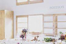 Decoración Mesas de Bodas / Decoración mesas de bodas cuadradas