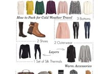 Faire sa valise / how to pack your suitcase