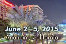 NACE15 / NACE 2015 Conference & Expo, June 2-5, 2015 in Anaheim, CA / by NACE