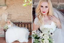 whimsical glam style  >//< / whimsical whimsy glamorous bride style theme flower crown