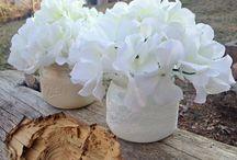 Mason jar ideas / by Jean Taylor