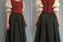 Inspiration for hobbit outfit