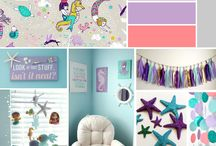 Mermaid nursery ❤