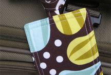 Sewing - scrap projects / by Jenna Albani