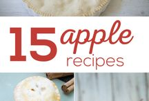 Blogger's Apple Recipes/Fall