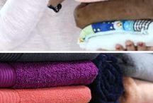 organización ropa u otro