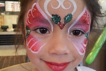 Large facepaint £2.50