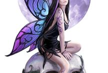 Fairy Wings / Fairy wings and Animated creatures.