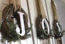 Christmas Crafts / by Kristie Lee (Guns) Van Noie