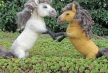 Tynski's felted friends / My felted creations