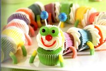 Party-Theme Caterpillar  / by LaHoma Bradley Seymour