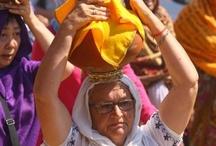 Kalash Yatra Festival 2013 at Vrinda Kunda, Vrindavan