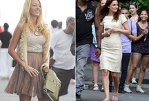 Blake Lively & Leighton Meester Style Icons