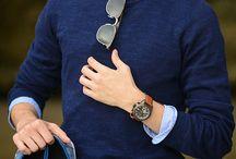 Man's casual fashion