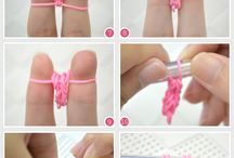 Rubber Band DIY  / Rubber band