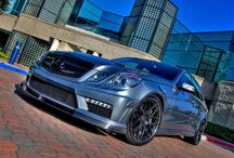 Mercedes / by APTuned High Performance