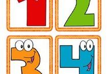 Veselá matematika - deti