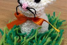 Tekstiilityö -neulominen