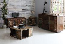 Möbelserie - Moos