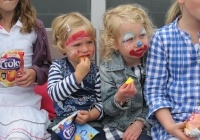 My face painting creations / Beside of making balloon animals I love to do face painting!
