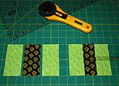Quilting my new venture
