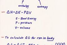 MCAT study tools - Physics, General Chemistry, Math / by Ashtyn Turner