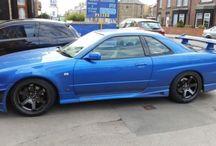 Skyline alloy wheels / Nissan Skyline alloy wheels, rims