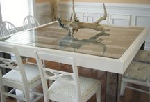 pallet furniture / by Danielle Clark