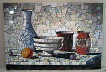 mozaiek kunst