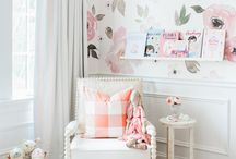 Girls Bedroom Inspiration