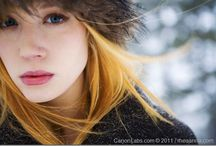 Portrety zima