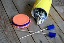 Stuff for the arts and crafts kids workshop