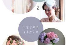 1970s Inspired Weddings Ideas / by Heart Ceremonies/ Rev. Stephanie