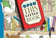 Caldecott Kids / What makes a great picture book? Each week we'll read and vote on our favorites of 2013. Then we'll create our own picture book art. For children in kindergarten and older. Thursdays from 4:15 -  5 pm