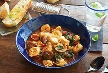 Filled Tortellini Recipes