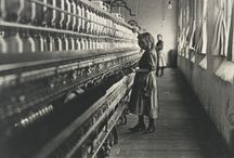 Lewis Wickes Hine (September 26, 1874 – November 3, 1940) / Lewis Wickes Hine  was an American sociologist and photographer. Hine used his camera as a tool for social reform. His photographs were instrumental in changing the child labor laws in the United States.