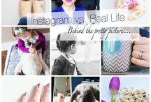 Instagram Strategy / Using Instagram as a platform.