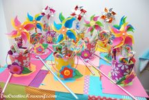 lalaloopsy birthday party / by Sew Like My Mom