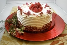 cake recipes / by Kate Savige