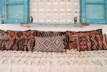 Moroccan Wedding Blankets