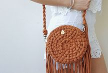 ideas bolsos de trapillo