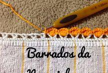 Barrados crochet