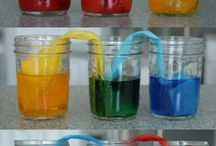 crative tips and experiments for kids