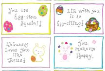Easter Notes for my class