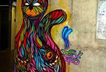 Graffiti / Street artists / by Jeancarlo Cerasoli