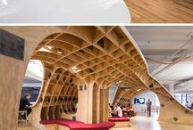 Workplace Inspiration / Workplaces that inspire